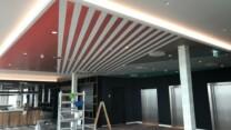 Dekoration og maling af loft i nyt designer hotel i København